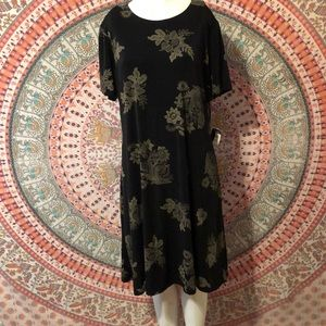 NWT Floral Swing Dress